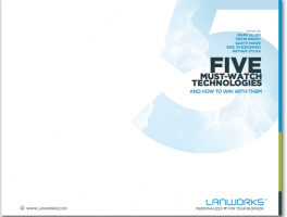 [Whitepaper] 5 Must Watch Technologies: and How to Win With Them