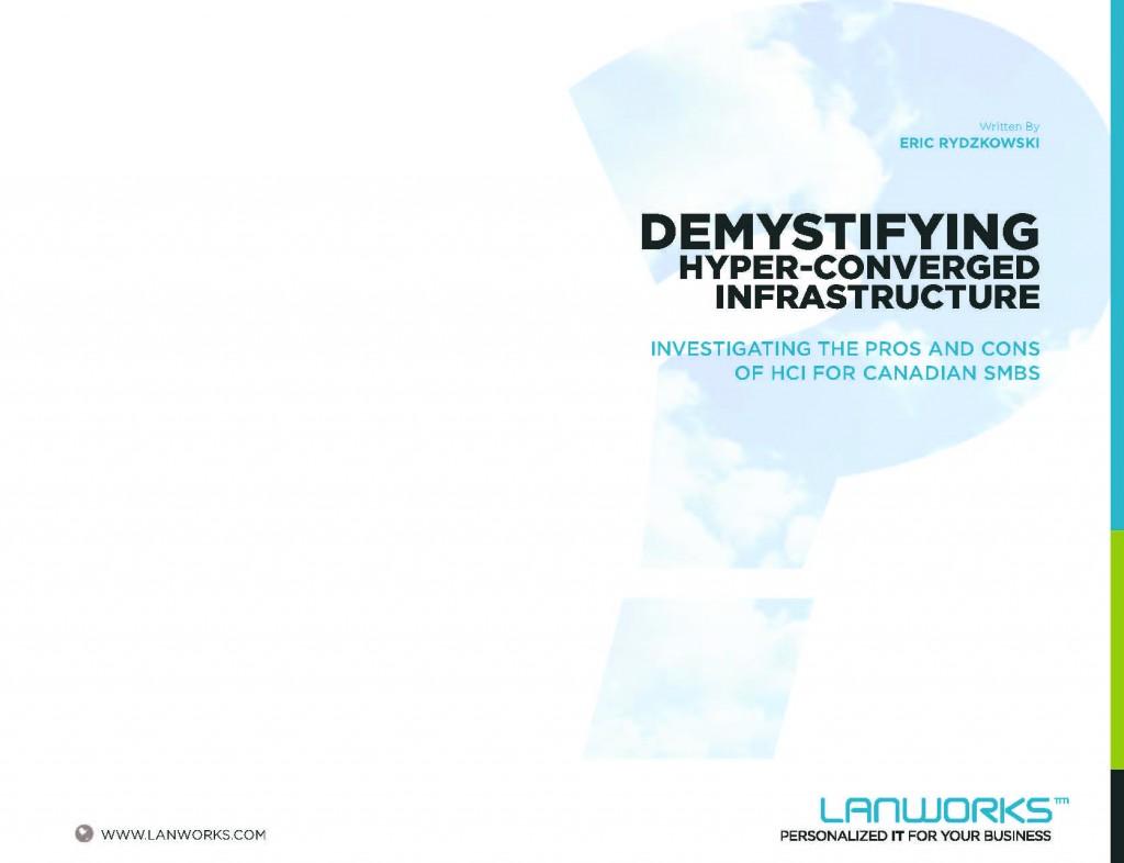 hyper-converged infrastructure