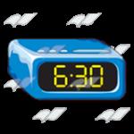 alarm clock 6:30