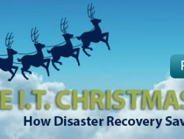 How Disaster Recovery Saved the Holidays