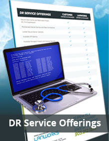 DR Service Offerings