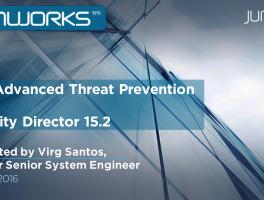 Juniper Sky ATP and Security Director Event Recap and Video