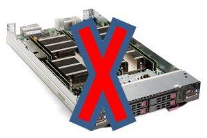 Server error - disaster recovery