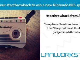 Gallery: 30 Years and Tech Throwbacks